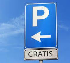 Verschillende soorten parkeerplaatsen op de luchthaven
